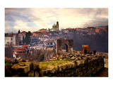 View ofVeliko Tarnovo Bulgaria