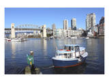 Vancouver's False Creek Ferry