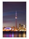 Toronto Illuminated Skyline