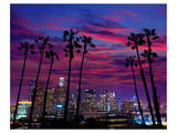 Downtown Night - Los Angeles