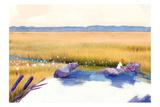 Hippo Friends Reproduction d'art par Nancy Tillman