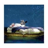 Fais de beaux rêves Reproduction d'art par Nancy Tillman