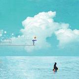 Le grand plongeoir Reproduction d'art par Nancy Tillman