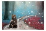 Fireflies In Heaven Reproduction d'art par Nancy Tillman