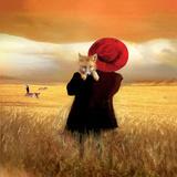 If You Were A Fox Reproduction d'art par Nancy Tillman