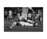 Soccer Black and White