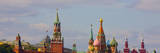 Buildings in Red Square