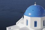 Church  Oia  Santorini Island  Cyclades Islands  Greek Islands  Greece