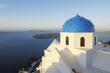 Church  Imerovigli  Santorini Island  Cyclades Islands  Greek Islands  Greece