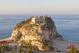 Santa Maria Del Isola Monastery  Tropea  Calabria