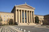 Usa  Pennsylvania  Philadelphia  Philadelphia Museum of Art Facade