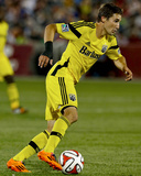 Jul 4  2014 - MLS: Columbus Crew vs Colorado Rapids - Ethan Finlay