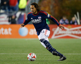 2014 MLS Playoffs: Nov 9  Columbus Crew vs New England Revolution - Jermaine Jones