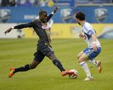 Apr 26  2014 - MLS: Philadelphia Union vs Montreal Impact - Maurice Edu