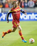 Oct 22  2014 - MLS: Chivas USA vs Real Salt Lake - Kyle Beckerman