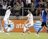 Jun 28  2014 - MLS: Los Angeles Galaxy vs San Jose Earthquakes - Jon Busch  Gyasi Zardes