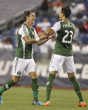 Aug 16  2014 - MLS: Portland Timbers vs New England Revolution - Liam Ridgewell