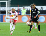 2014 MLS Playoffs: Nov 8  New York Red Bulls vs DC United - Thierry Henry