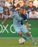 Aug 1  2014 - MLS: Philadelphia Union vs Sporting KC - Graham Zusi
