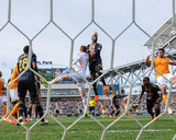 Apr 19  2014 - MLS: Houston Dynamo vs Philadelphia Union - Maurice Edu