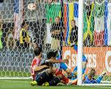 Aug 24  2014 - MLS: San Jose Earthquakes vs Philadelphia Union - Jon Busch  Sheanon Williams