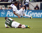2014 MLS US Open Cup: Jun 17  Orlando City U23s vs Portland Timbers - Allan Sexius