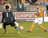 Mar 15  2014 - MLS: Montreal Impact vs Houston Dynamo - Troy Perkins  Will Bruin