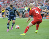 Jul 26  2014 - MLS: Sporting KC vs Toronto FC
