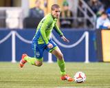 2014 MLS Playoffs: Nov 10  FC Dallas vs Seattle Sounders - Osvaldo Alonso