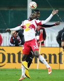 2014 MLS Playoffs: Nov 8  New York Red Bulls vs DC United - Eddie Johnson  Ibrahim Sekagya