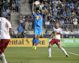 Jul 16  2014 - MLS: New York Red Bulls vs Philadelphia Union - Luis Robles