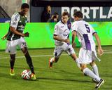 2014 MLS US Open Cup: Jun 17  Orlando City U23s vs Portland Timbers - Noah Franke  Taylor Peay