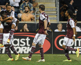 Jul 12  2014 - MLS: Colorado Rapids vs Philadelphia Union - Deshorn Brown