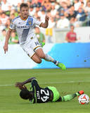 2014 MLS Western Conference Championship: Nov 23  Seattle Sounders vs LA Galaxy - Robbie Rogers