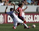 Mar 16  2014 - MLS: Vancouver Whitecaps vs Chivas USA - Mauro Rosales