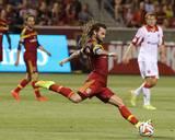 Aug 9  2014 - MLS: DC United vs Real Salt Lake - Kyle Beckerman