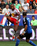 Jul 19  2014 - MLS: San Jose Earthquakes vs New York Red Bulls - Thierry Henry  Jason Hernandez