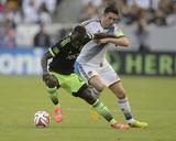 2014 MLS Western Conference Championship: Nov 23  Seattle Sounders vs LA Galaxy - Michael Azira