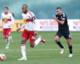 2014 MLS Playoffs: Nov 8  New York Red Bulls vs DC United - Davy Arnaud  Thierry Henry