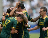 Aug 2  2014 - MLS: Portland Timbers vs Los Angeles Galaxy - Diego Valeri