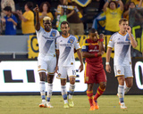Jul 12  2014 - MLS: Real Salt Lake vs Los Angeles Galaxy - Juninho  Gyasi Zardes