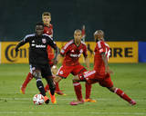 Jul 30  2014 - MLS: Toronto FC vs DC United - Eddie Johnson