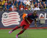 Sep 7  2014 - MLS: Chicago Fire vs New England Revolution - Sanna Nyassi
