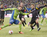 2014 MLS Western Conference Championship: Nov 30  Galaxy vs Sounders - Clint Dempsey  Robbie Rogers