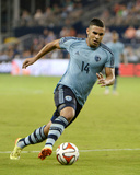 2014 MLS US Open Cup: Jun 18  Minnesota United vs Sporting KC - Dom Dwyer