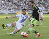 2014 MLS Western Conference Championship: Nov 23  Seattle Sounders vs LA Galaxy - Chad Barrett