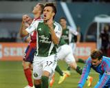 Apr 12  2014 - MLS: Chivas USA vs Portland Timbers - Maximiliano Urruti