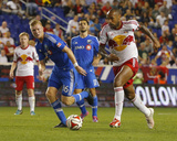 Aug 23  2014 - MLS: Montreal Impact vs New York Red Bulls - Calum Mallace  Thierry Henry