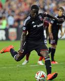 Jul 20  2014 - MLS: Chivas USA vs DC United - Eddie Johnson