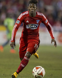 2014 MLS Playoffs: Nov 2  Seattle Sounders vs FC Dallas - Fabian Castillo
